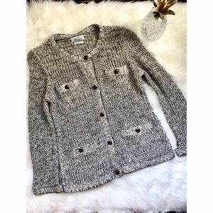 Madewell {Wallace} Knit Button Up Cardigan